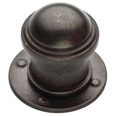 Soft Iron Industrial Cabinet Knob