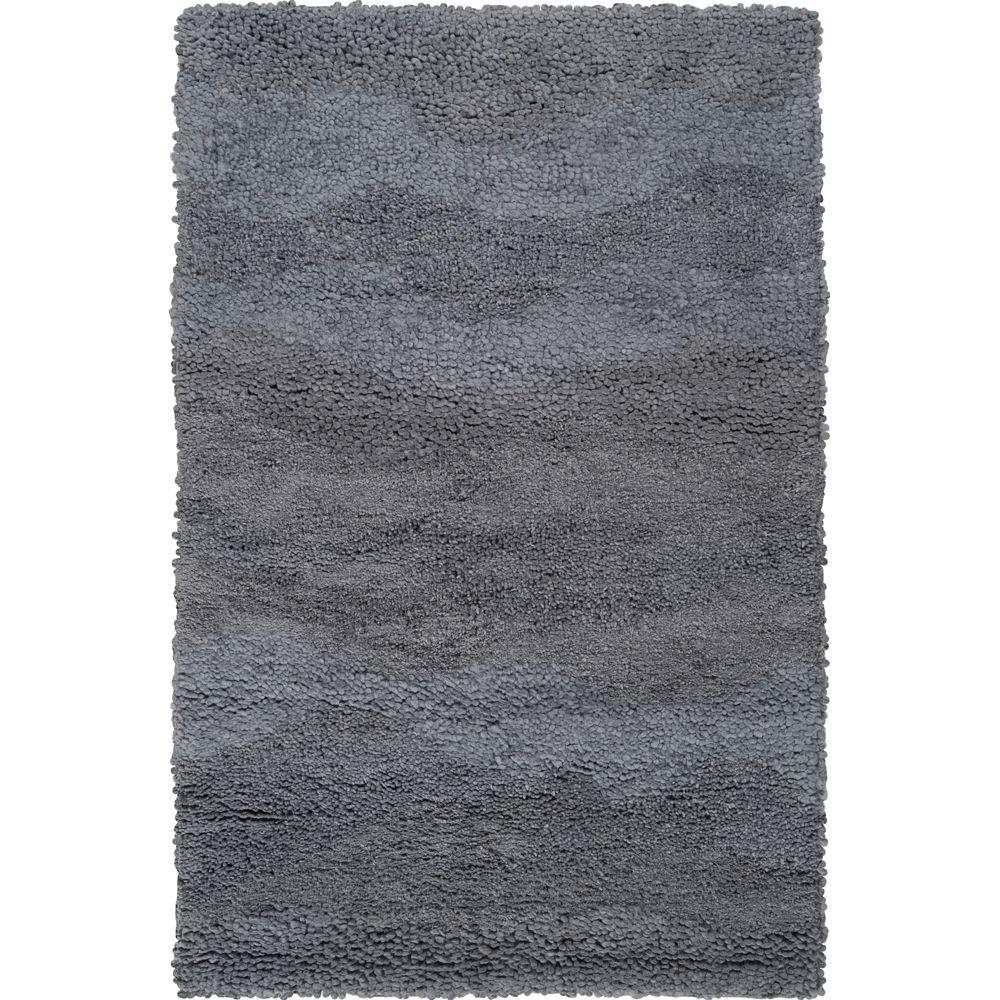 Surya Candice Olson Pewter 5 ft. x 8 ft. Area Rug