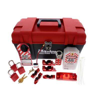 Job Site Lockout/Tagout Kit
