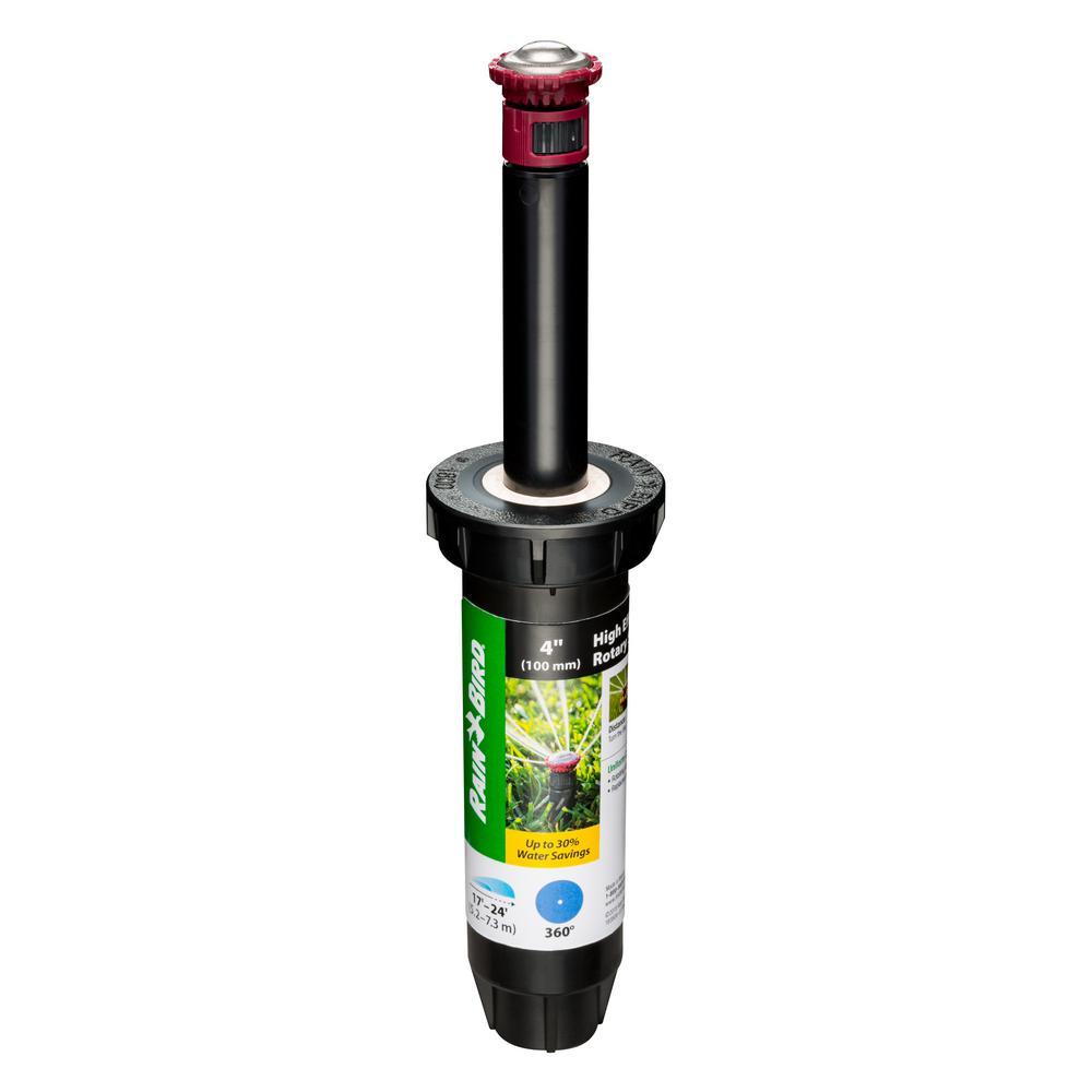 17 ft. to 24 ft. Full Circle Pattern Rotary Sprinkler