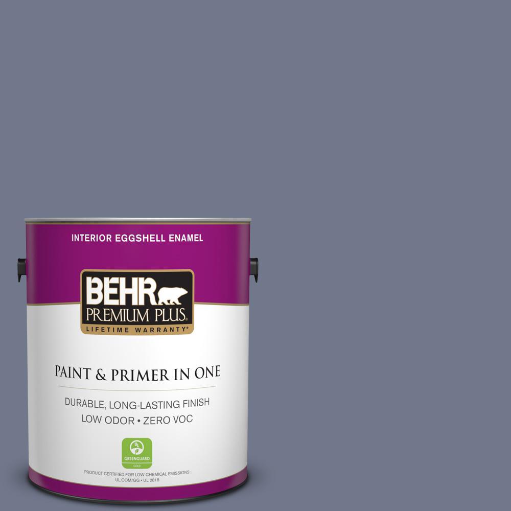 BEHR Premium Plus 1-gal. #S550-5 Fantasia Eggshell Enamel Interior Paint