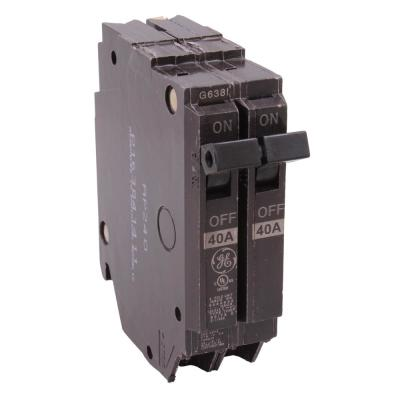Q-Line 40 Amp 1 in. Double Pole Circuit Breaker