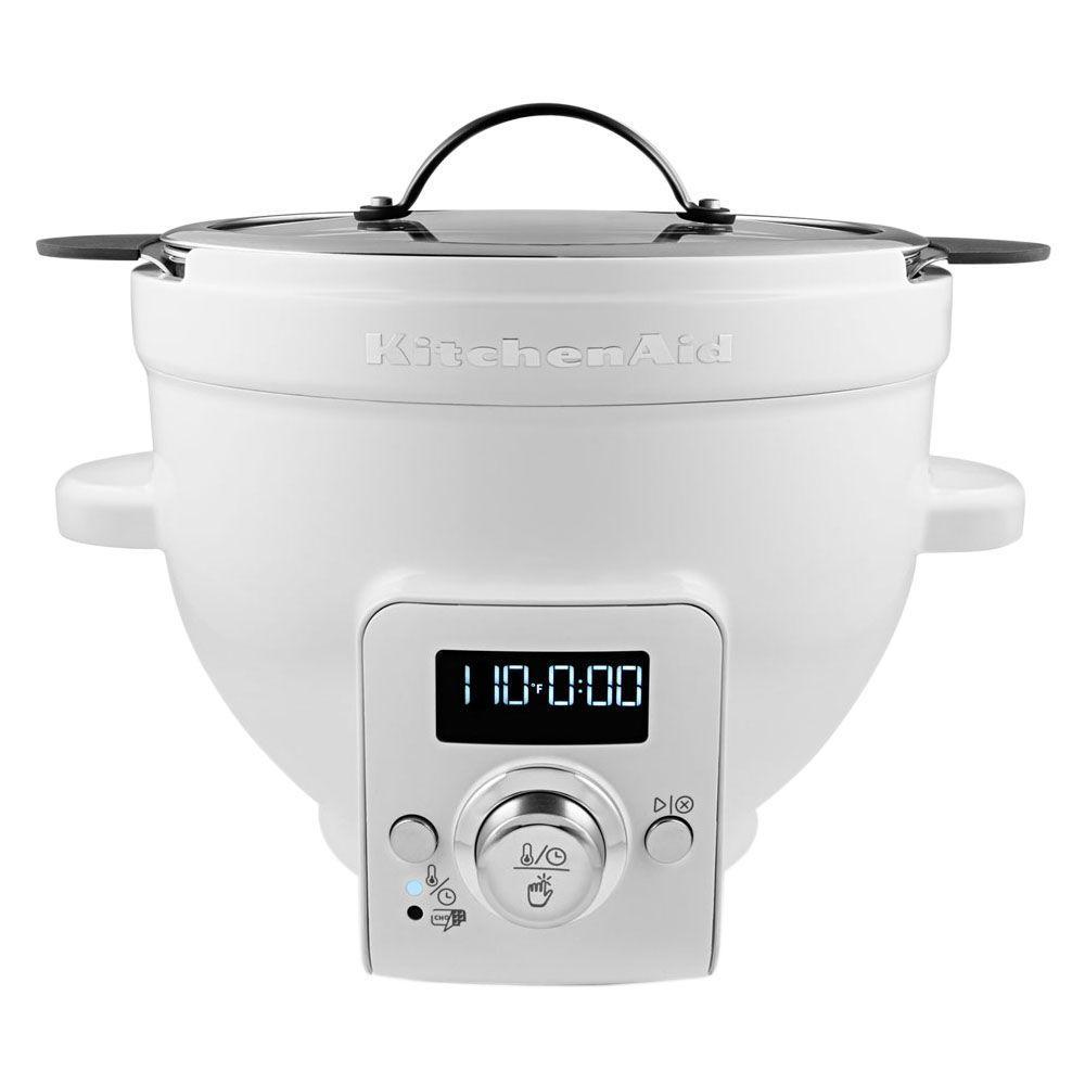 KitchenAid Precise Heat Mixing Bowl-KSM1CBT - The Home Depot