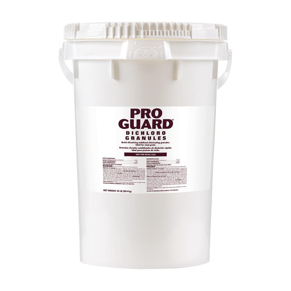 50 lbs. Dichlor Granular Chlorine