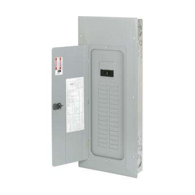 BR 100 Amp 60-Circuit Main Breaker Indoor Plug On Neutral Load Center Contractor Kit ((2) BR120 and (1) BR230)