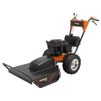 PRO 30 in. 18.67 HP Generac G-Force Gas Electric Start Self Propelled Walk-Behind Field and Brush Mower