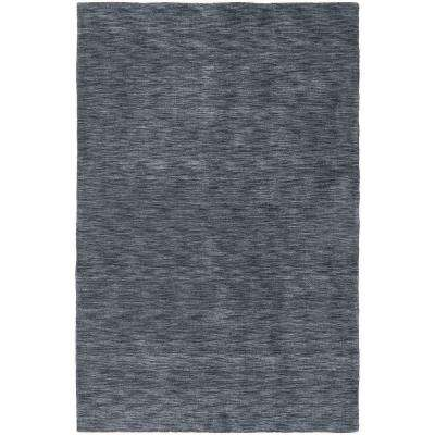 Renaissance Charcoal 3 ft. x 5 ft. Area Rug