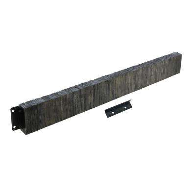 4.5 in. x 95 in. x 10 in. Laminated Dock Bumper