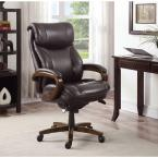 Tafford Vino Bonded Leather Executive Office Chair
