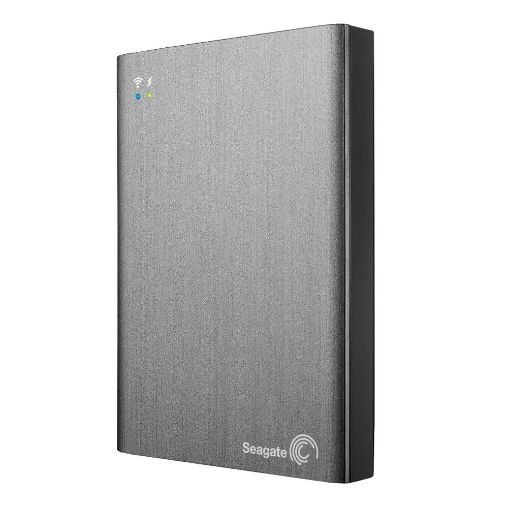 Seagate 1TB Wireless Plus Portable Drive USB 3.0