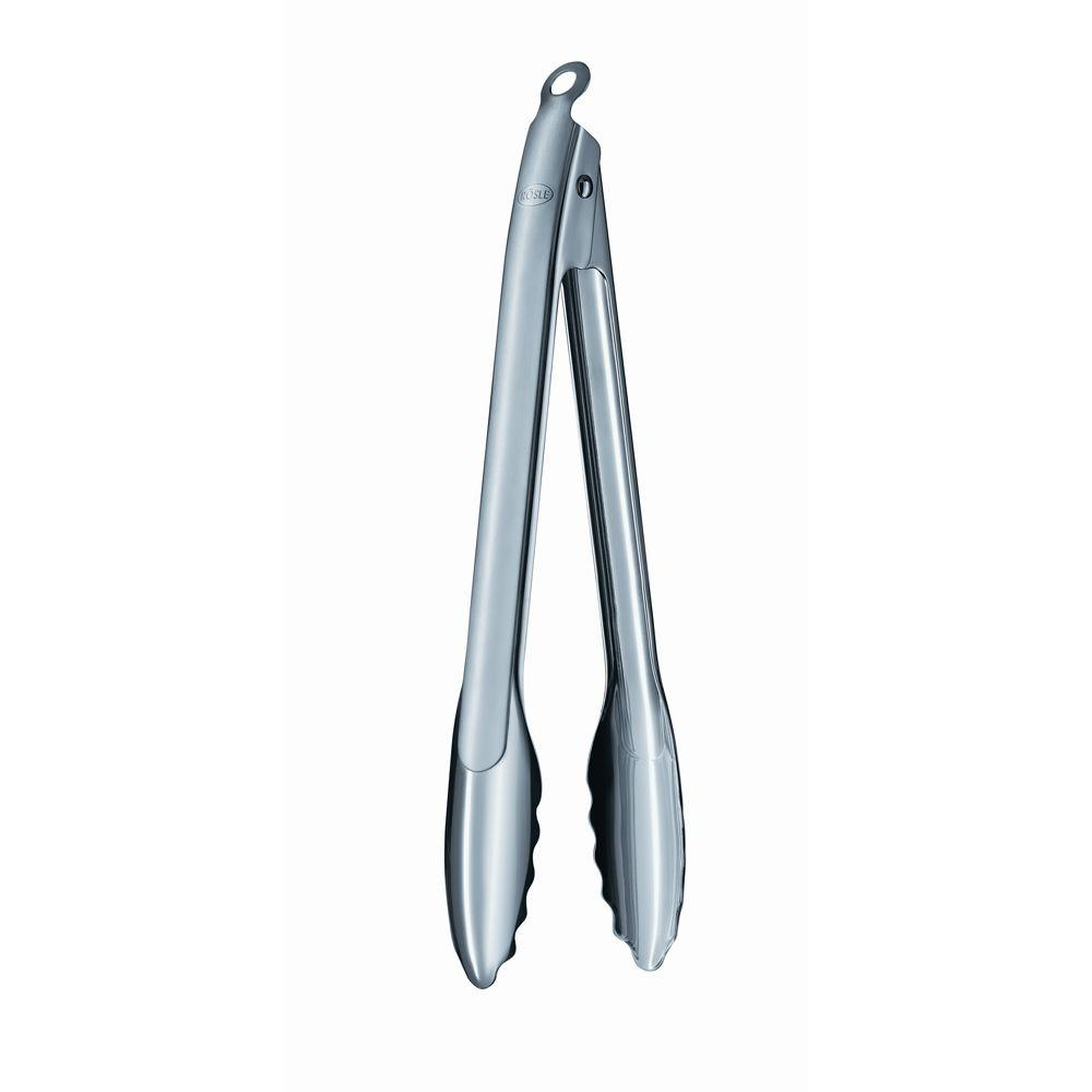 Rosle Stainless Steel Locking Tongs