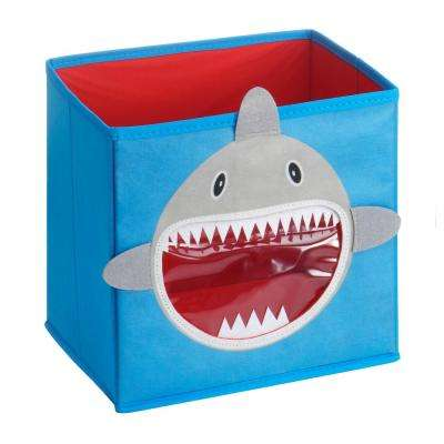 Collapsible Cube Shark  sc 1 st  Home Depot & Storage Cubes - Fabric - Storage Bins u0026 Totes - Storage ...
