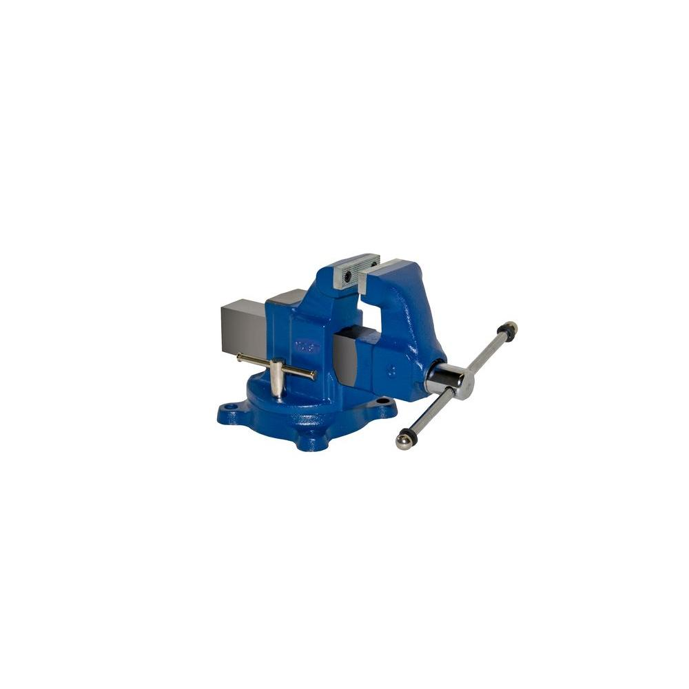 4 in. Cross Slide Bench Vise