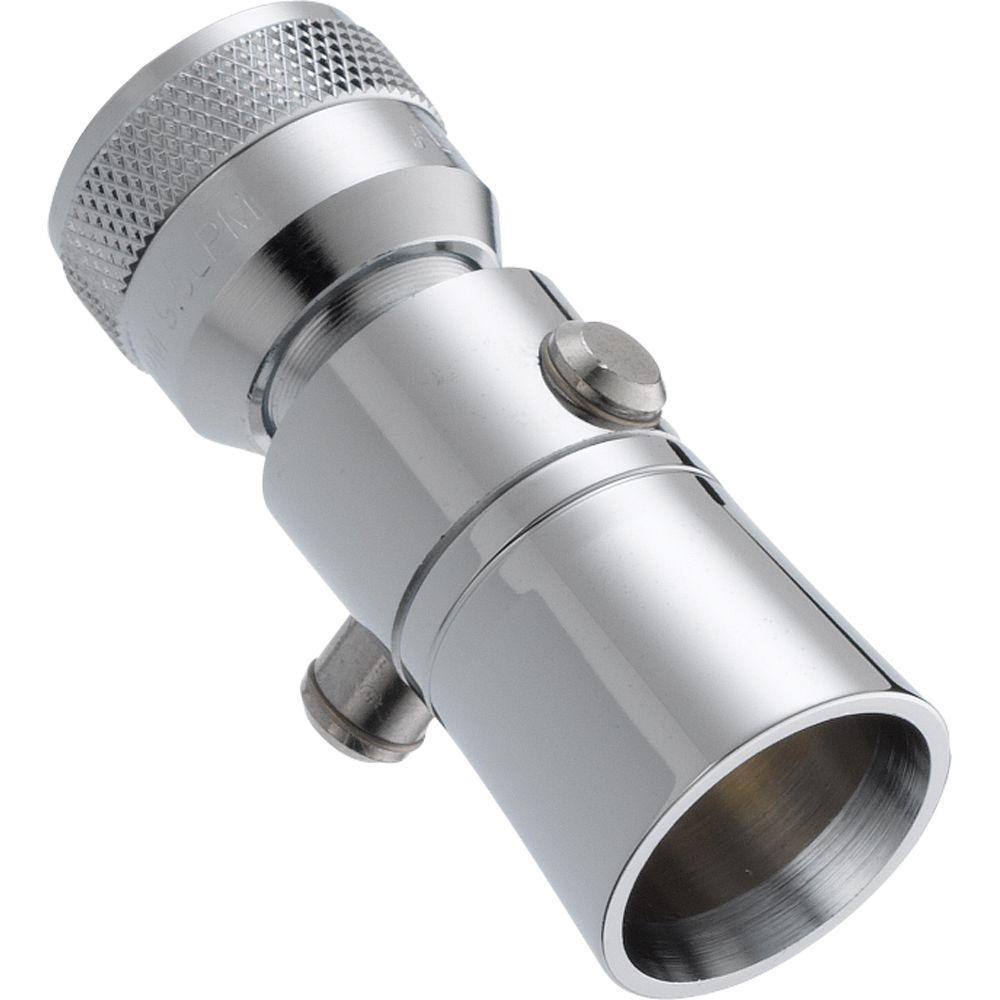 Chrome 75152 Delta Faucet 2-Spray Shower Head