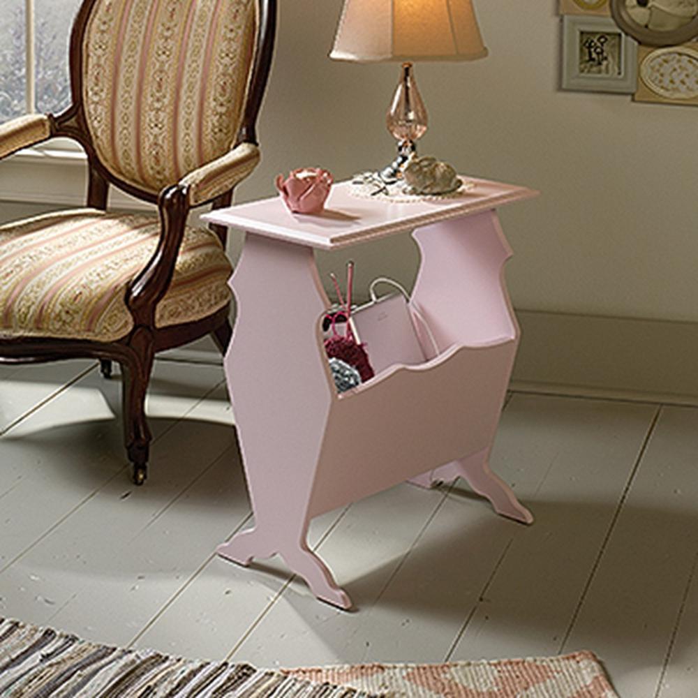 Eden Rue Pink End/Side Table