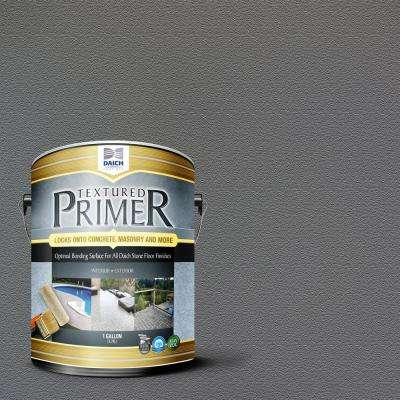Textured 1 gal. Charcoal Gray Interior Exterior Bonding Primer Penetrating Anti-Slip