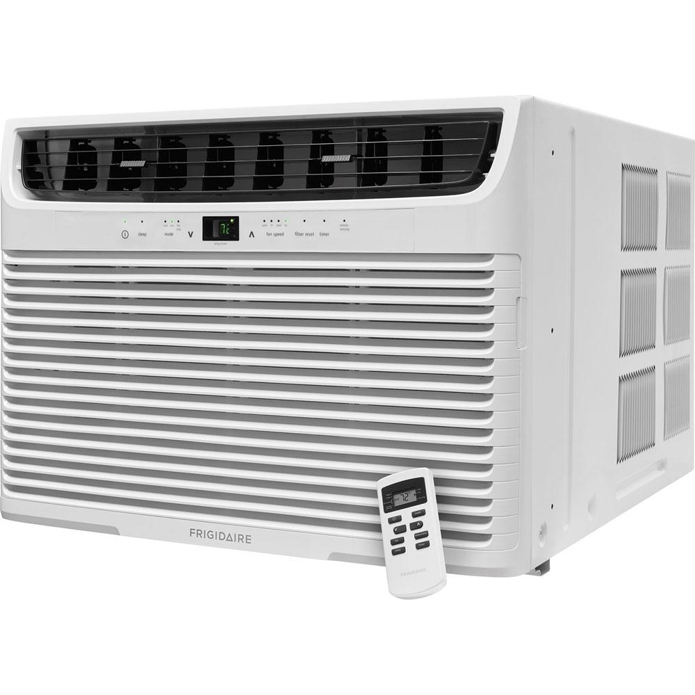 Frigidaire 28 000 Btu 230v Window Mounted Heavy Duty Air Conditioner With Temperature Sensing Remote