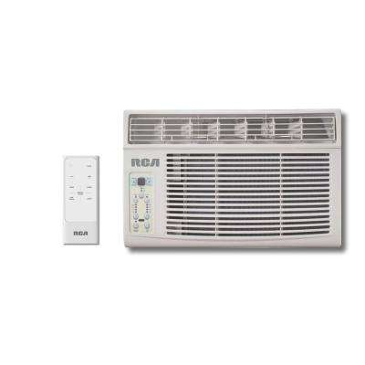 8,000 BTU 115-Volt Window Air Conditioner with Remote Control, ENERGY STAR