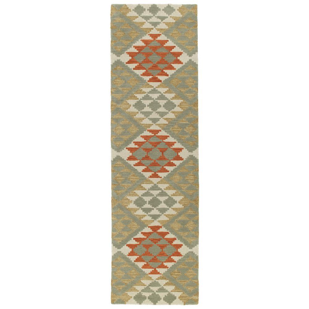 Lakota Paprika 2 ft. x 8 ft. Runner Rug