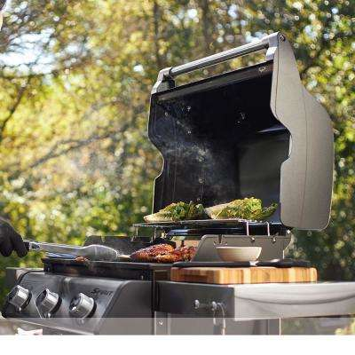 Spirit Gas Grill Collection and Accessories
