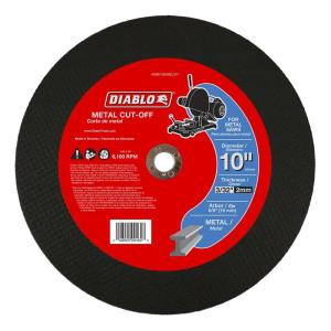 ?8 /× 0.040 /× 5//8?-70 Grit Aluminum Oxide Reinforced Cut-Off Wheel