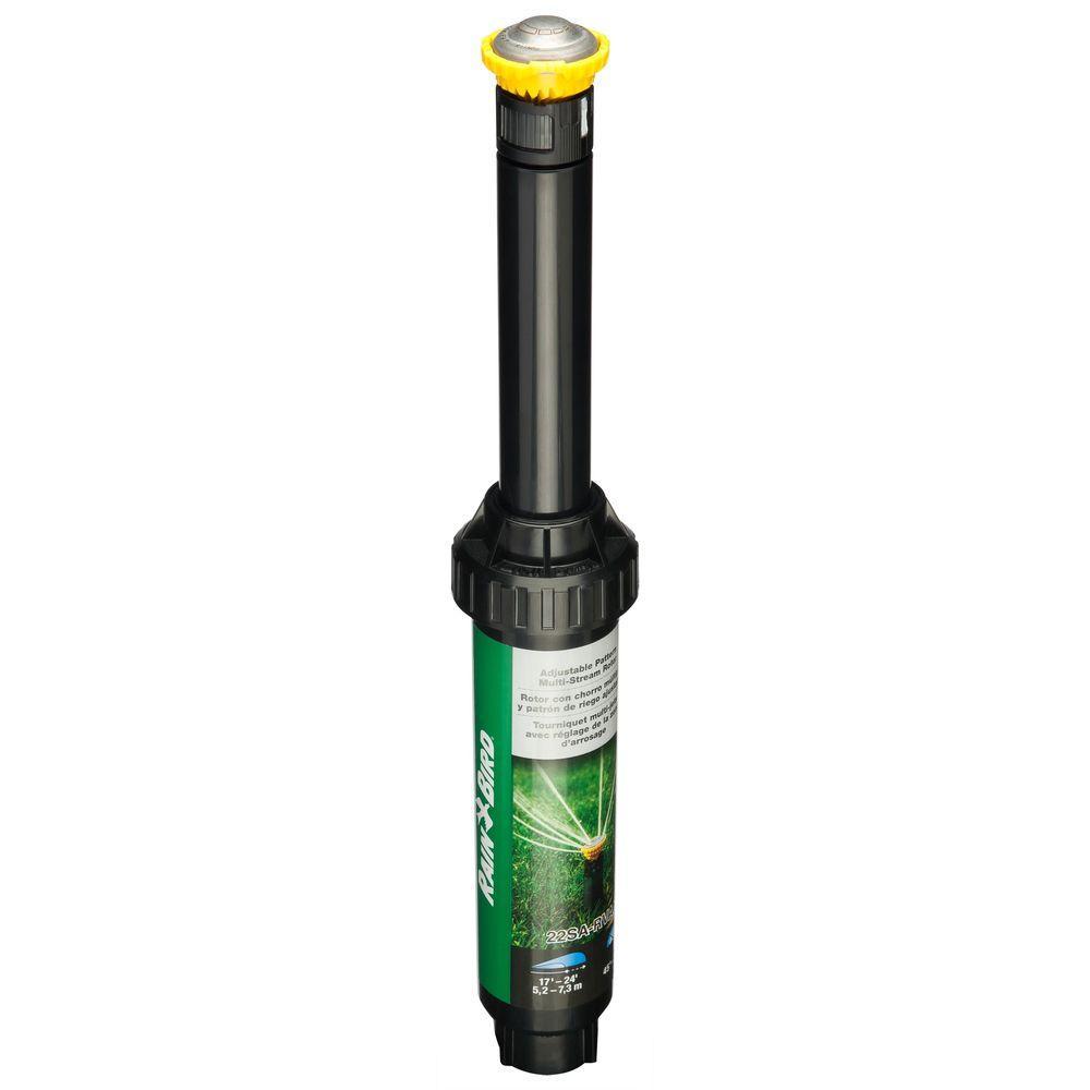 Rotor Adjustable Pattern Pop-Up Sprinkler
