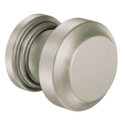 Rothbury 1 in. Brushed Nickel Cabinet Knob