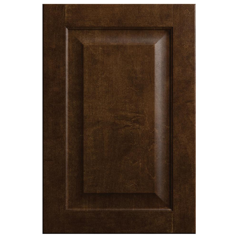 11x15 in. Gretna Cabinet Door Sample in Spice