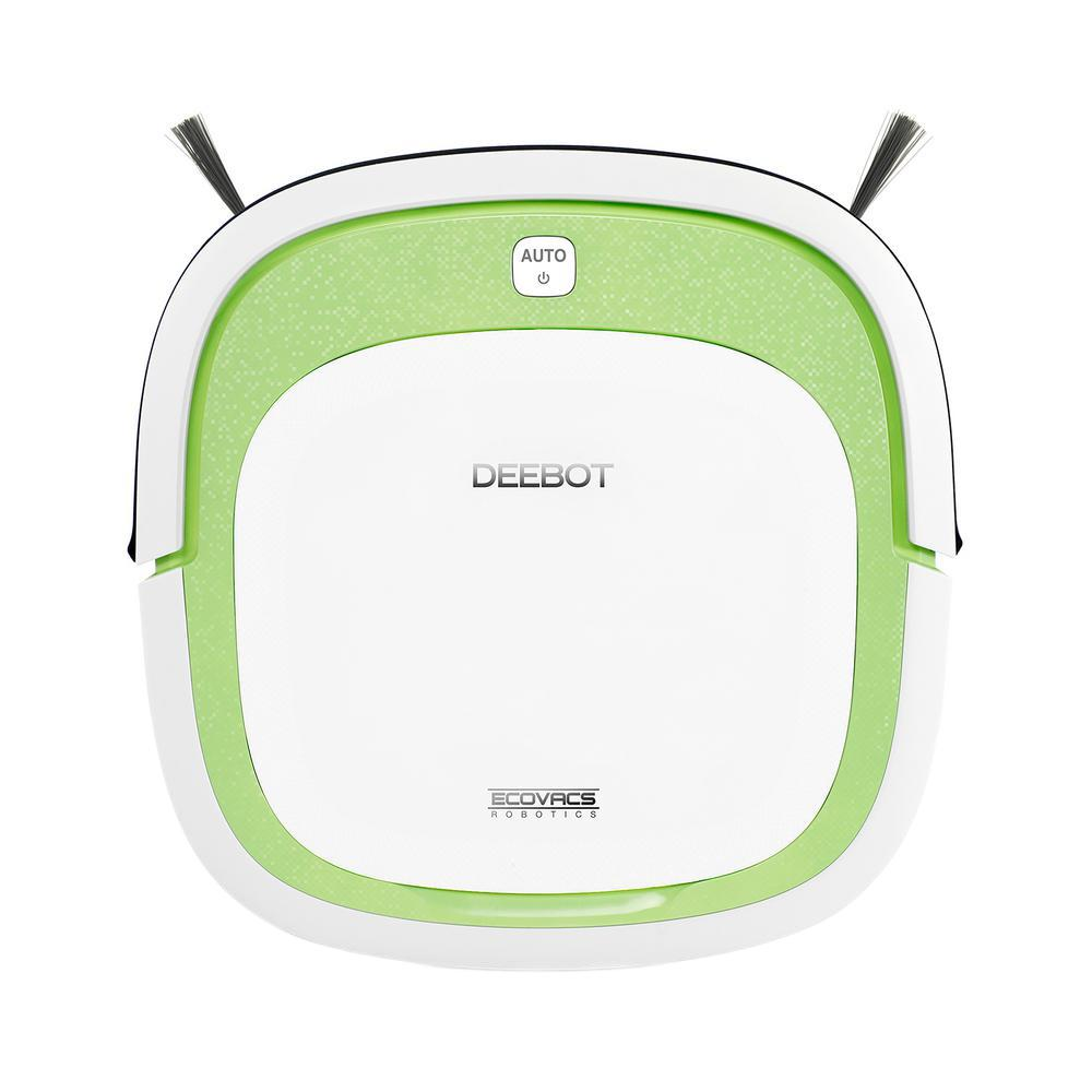DEEBOT SLIM Low-Profile Bare-Floor Robotic Vacuum Cleaner