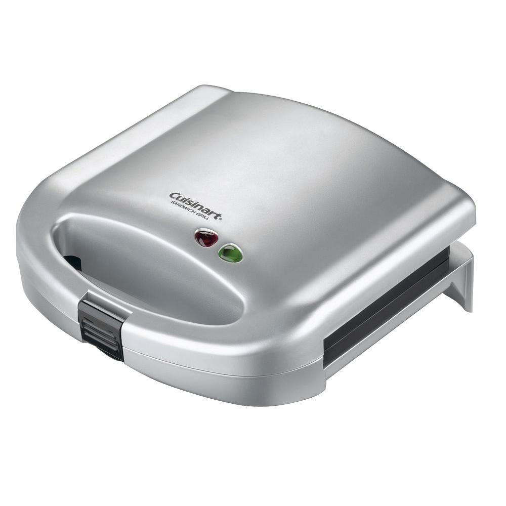 Cuisinart Electric 2-Plate Sandwich Grill-DISCONTINUED