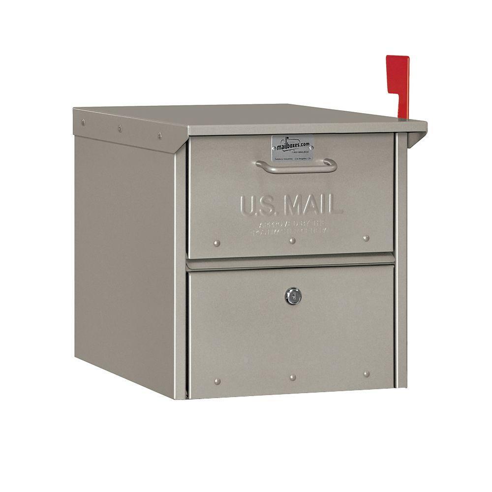 Designer Roadside Mailbox