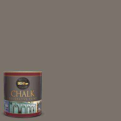 1-qt. #BCP14 Fresh Earth Interior Chalk Finish Paint