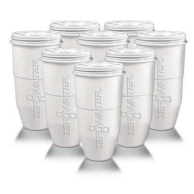 Replacement Water Filter (8-Pack)