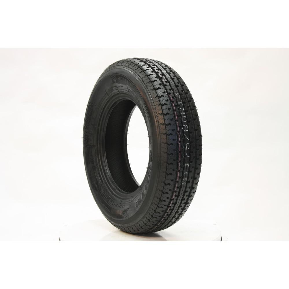 Trailer King ST II ST185/80R13 LRC Trailer Tire