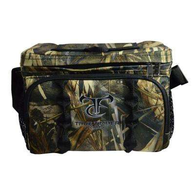 12-Can Cooler/Lunch Box in DRT Camo with Logo
