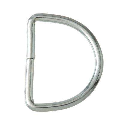 7/8 in. Zinc-Plated D-Ring Fasteners