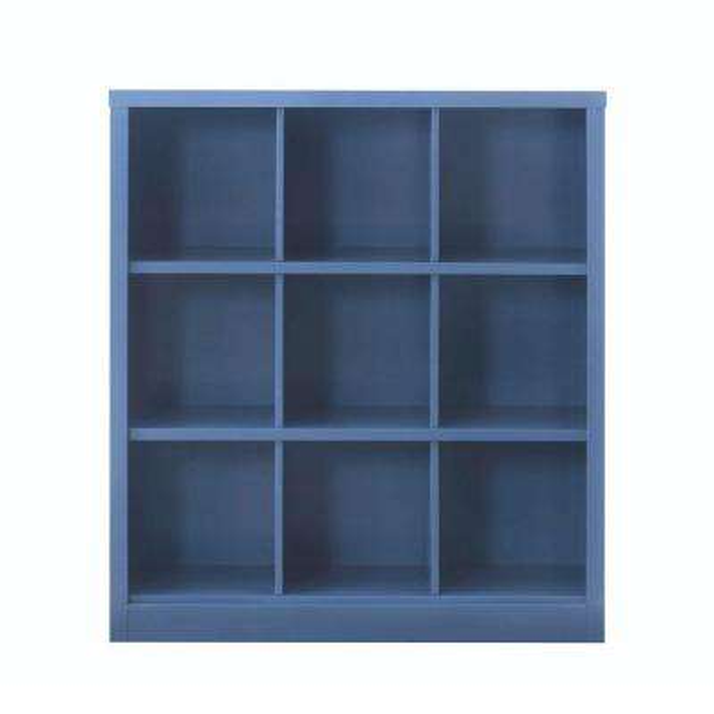 Lachlan 40.5 in. x 46 in. Sapphire 9-Cube Storage Organizer