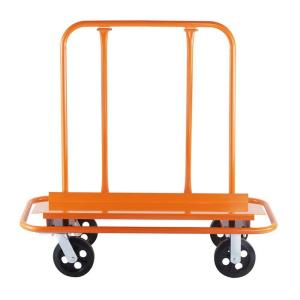 Pentagon Tool 53 in. x 7 in. x 25 in. Drywall Cart-6115 - The Home
