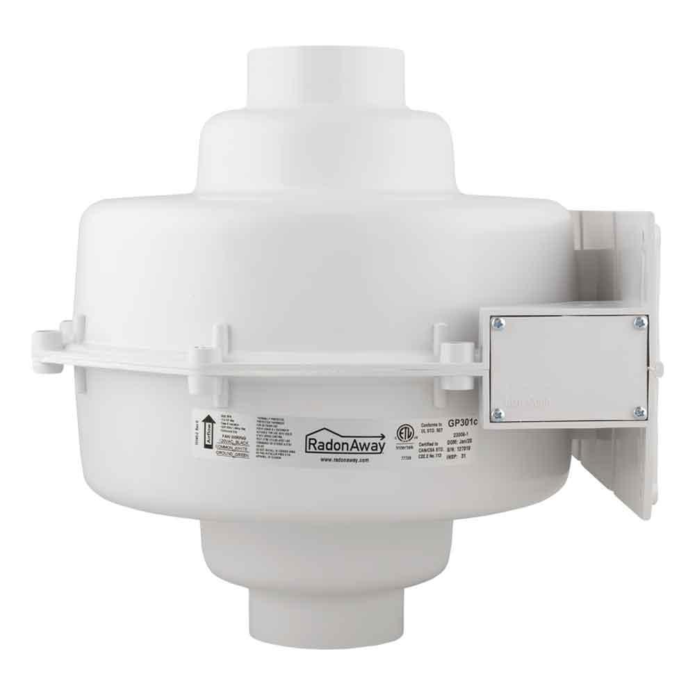 GP301c Radon Fan