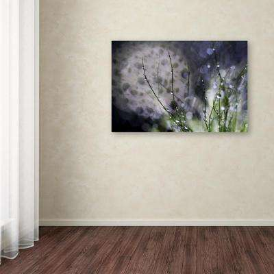 "16 in. x 24 in. ""Morning Tale"" by Beata Czyzowska Young Printed Canvas Wall Art"