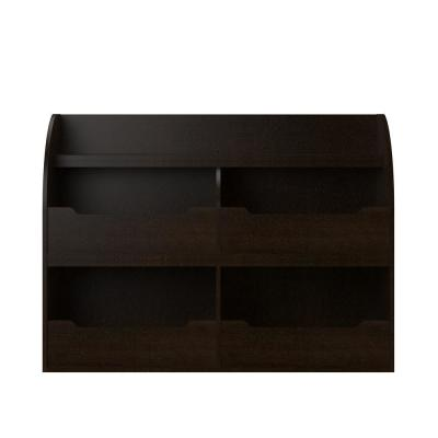 Neptune Espresso Toy Storage Bookcase