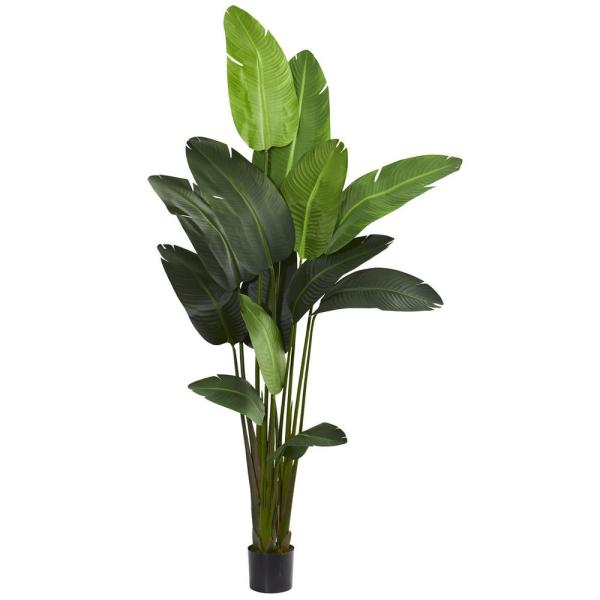 Indoor Travelers Palm Artificial Tree by Nearly Natural