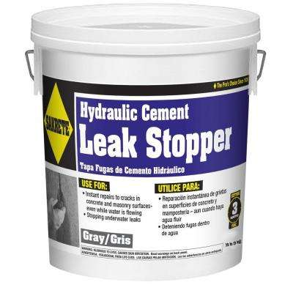 20 lb. Gray Leak Stopper