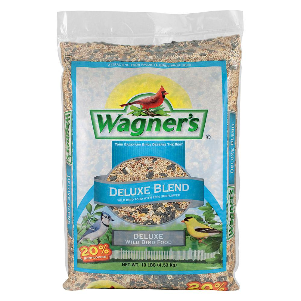 Wagner's 10 lb. Deluxe Blend Seed