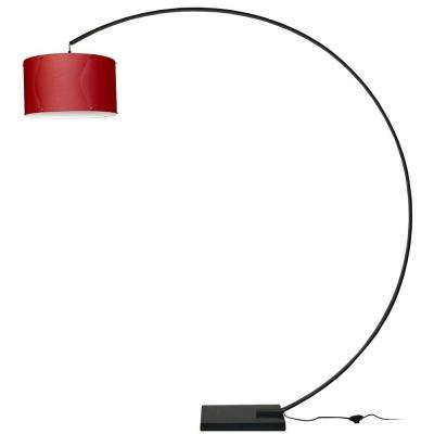 Red - Floor Lamps - Lamps - The Home Depot