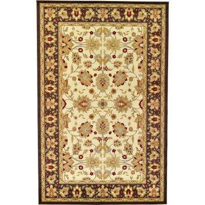 Voyage Cream 10 ft. 6 in. x 16 ft. 5 in. Area Rug
