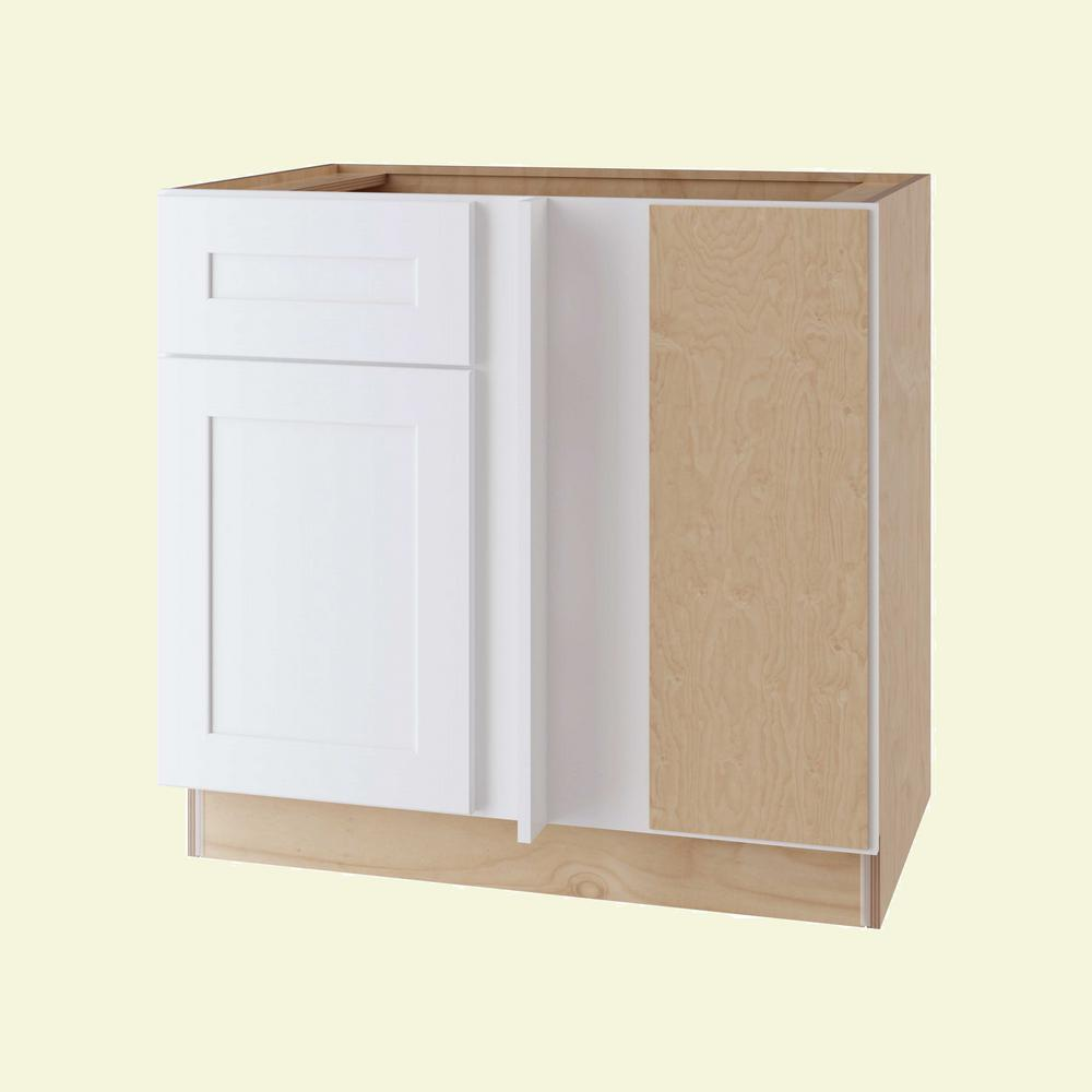 Home Decorators Collection Pacific White Assembled 96x1x2: Home Decorators Collection Newport Assembled 36 In. X 34.5