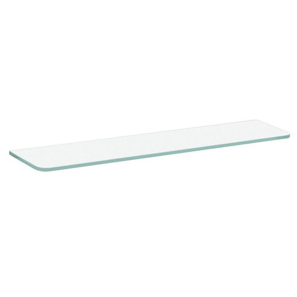 23-1/2 in. x 6 in. x 5/16 in. Standard Glass Line