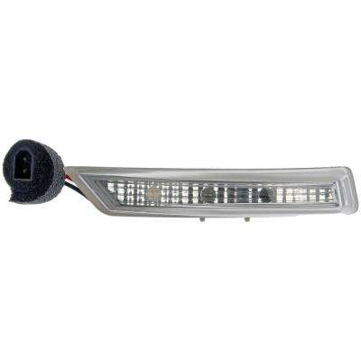 Door Mirror Turn Signal Light - Right