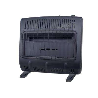 30,000 Vent Free Blue Flame Natural Gas Garage Space Heater